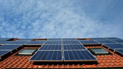 Solar Meter Tracking