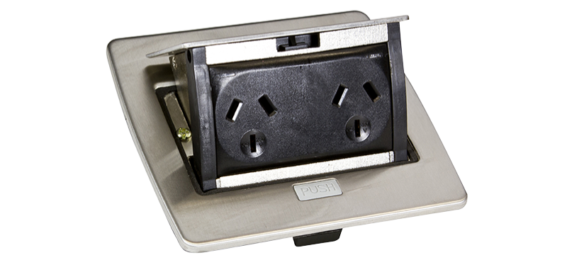 Clipsal PopUp Power Outlet