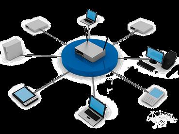 Computer Wireless Network
